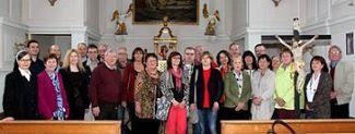 Überregionales Treffen der Beiräte