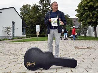 Volker Panitz zu Gast bei Regens Wagner Glött